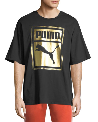 Men's Chains Logo Graphic T-Shirt