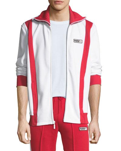 Men's Spezial T7 Zip-Front Track Jacket