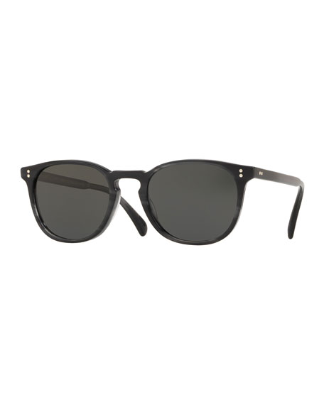Oliver Peoples Men's Finley Esq. Universal-Fit Polarized