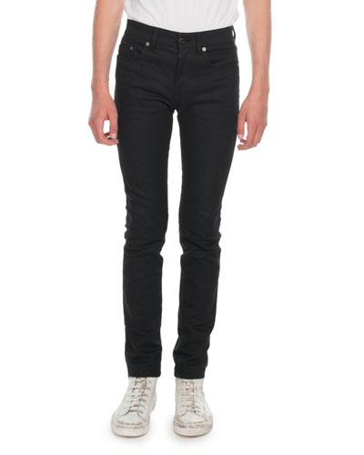 Men's Sunburn-Denim Skinny Jeans