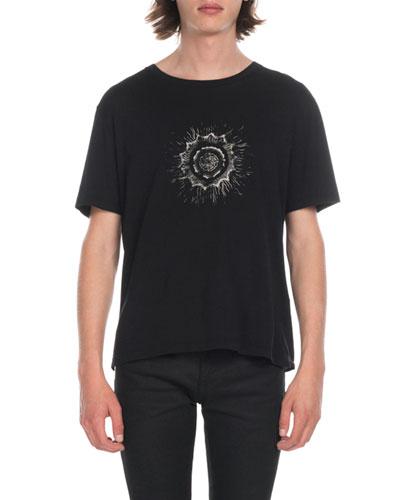 Men's Sun Graphic T-Shirt