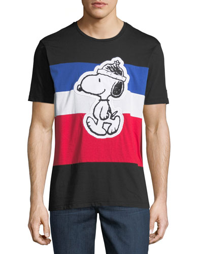 Men's Snoopy Graphic T-Shirt