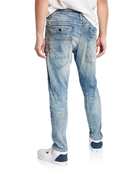 G-Star Men's D-Staq Lox 5-Pocket Jeans