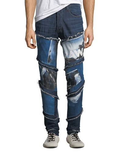Men's Spiraq Denim Jeans