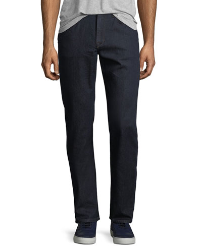 Men's The Classic Straight-Leg Stretch Jeans  Rock
