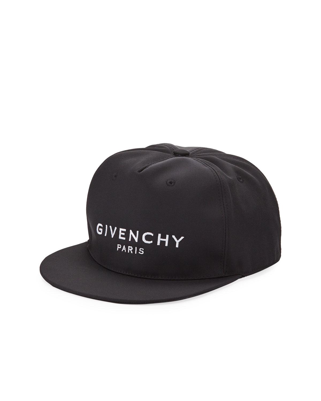 Givenchy Men s Logo Flat-Bill Hat 4b70c219ee7