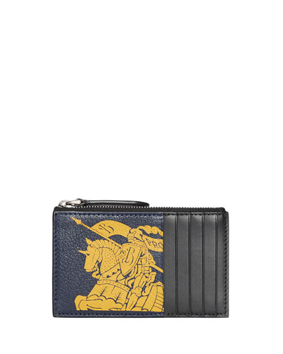 Men's Alwyn Zip-Top Card Case