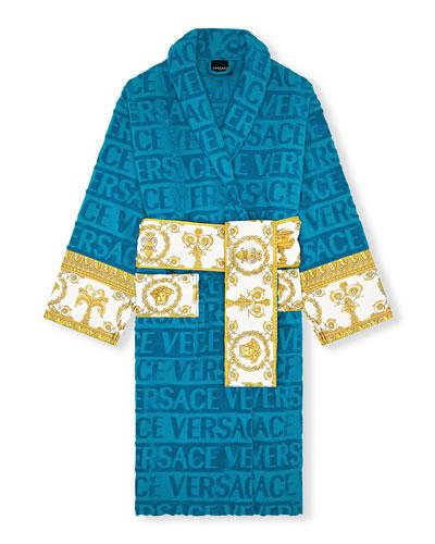 Men's Barocco Sleeve Robe