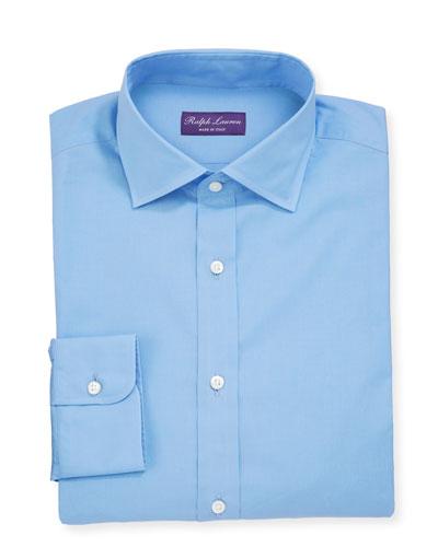 Men's Aston Cotton Poplin Dress Shirt