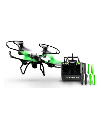 Raptor WiFi Streaming Camera Drone