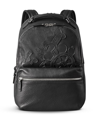 Limited-Edition Steamboat Willie Mickey Runwell Backpack