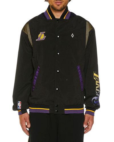 Men's Los Angeles Lakers Varsity Jacket