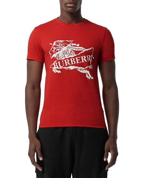 Burberry Men's Cruise Abtot T-Shirt
