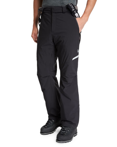 Men's Straight-Fit Ski Trousers