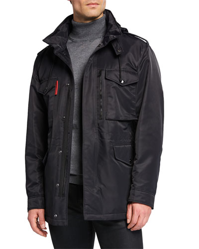 Men's Melby Nylon Coat