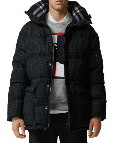 Men's Mansfield Puffer Coat