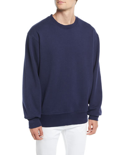 Men's Oversized Crewneck Sweatshirt