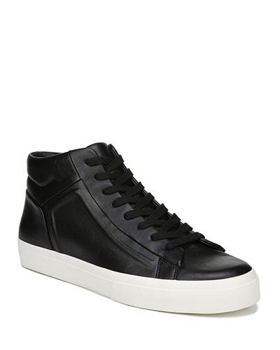 Men's Fynn Glove Leather Low-Top Sneakers