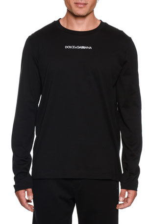 Dolce & Gabbana Men's 90s Logo T-Shirt