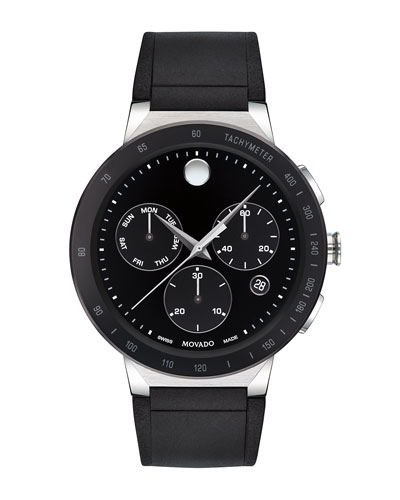Men's Sapphire Sport Chronograph Watch