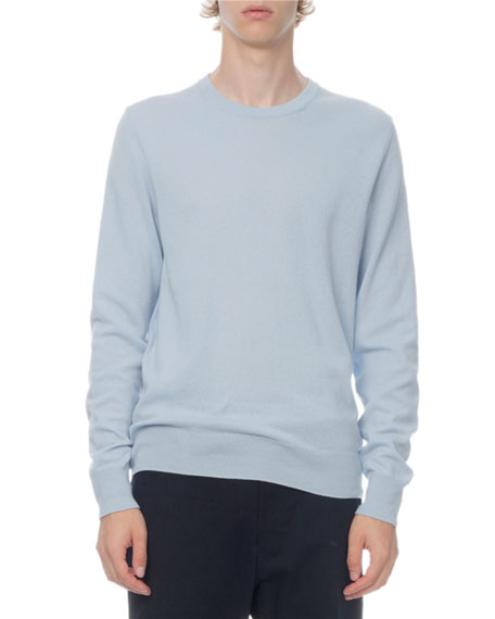 Berluti Men's Cashmere Crewneck Sweater