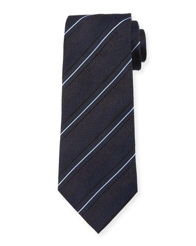 Wide-Stripe Tie