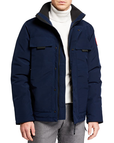 Men's Forester Water-Resistant Jacket
