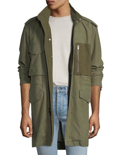 Men's M-65 Twill Jacket