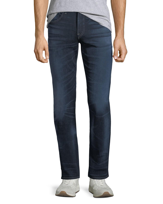 c16166afa20 Hudson Men's Byron Straight-Leg Denim Jeans | Neiman Marcus