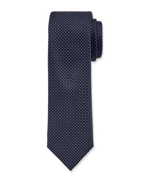 BOSS Men's Silk Circle Tie