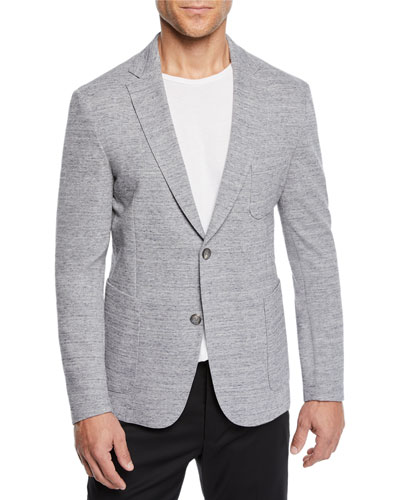 Men's Unstructured Jacket