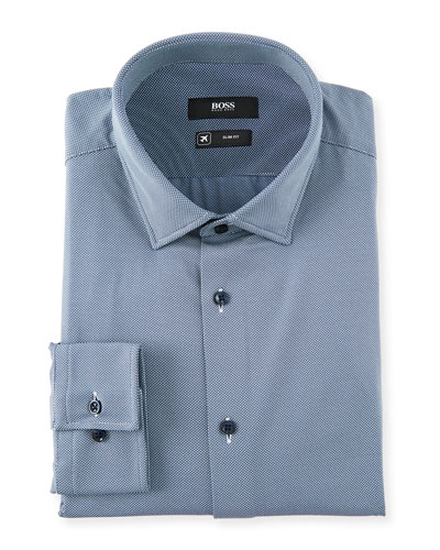 Men's Performance Stretch Dress Shirt