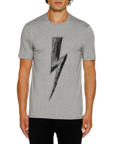 Men's Scrubble Bolt Short-Sleeve T-Shirt