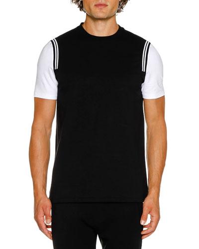 Men's Varsity Short-Sleeve T-Shirt