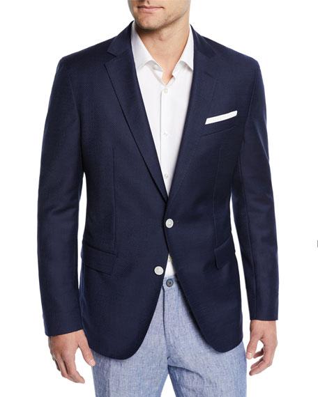 BOSS Men's Half-Lined Sport Coat