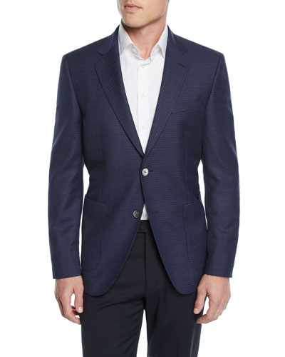 Men's Birdseye Sport Coat