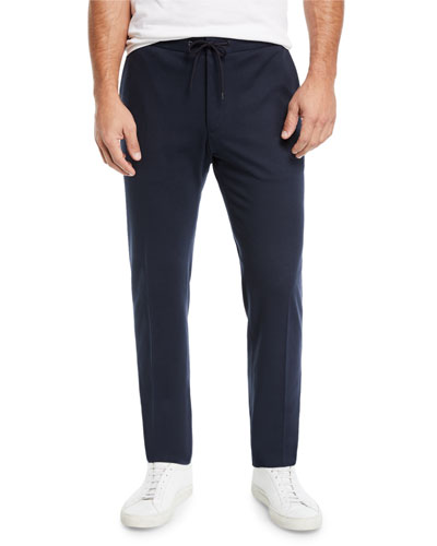 Men's Jersey Jogger Suiting Pants