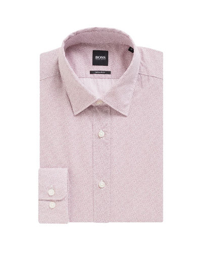 Men's Lukas Regular Fit Dress Shirt