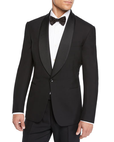 Men's Two-Piece Formal Tuxedo