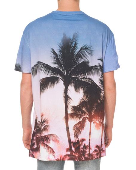 Men's Oversized Beach Club T-Shirt