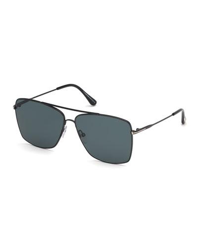 Men's Magnus Gunmetal Sunglasses