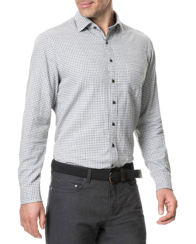 Rodd & Gunn Men's Blythe Valley Check Sport Shirt