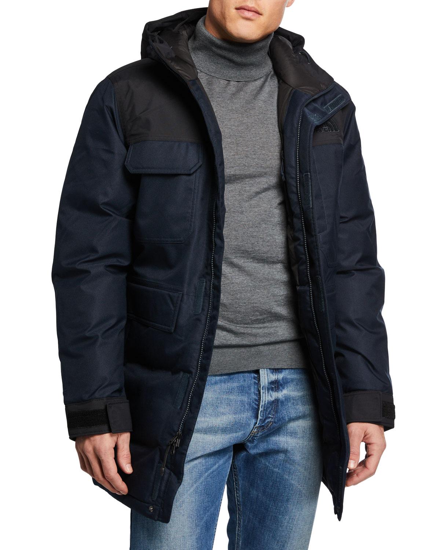 The North Face Men s Biggie McMurdo Hooded Parka Coat  81b2c25a2
