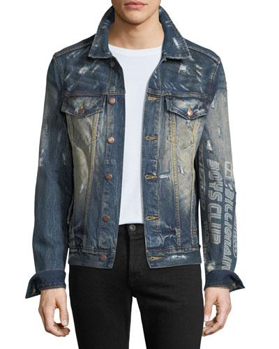 Men's Aerial Denim Jacket