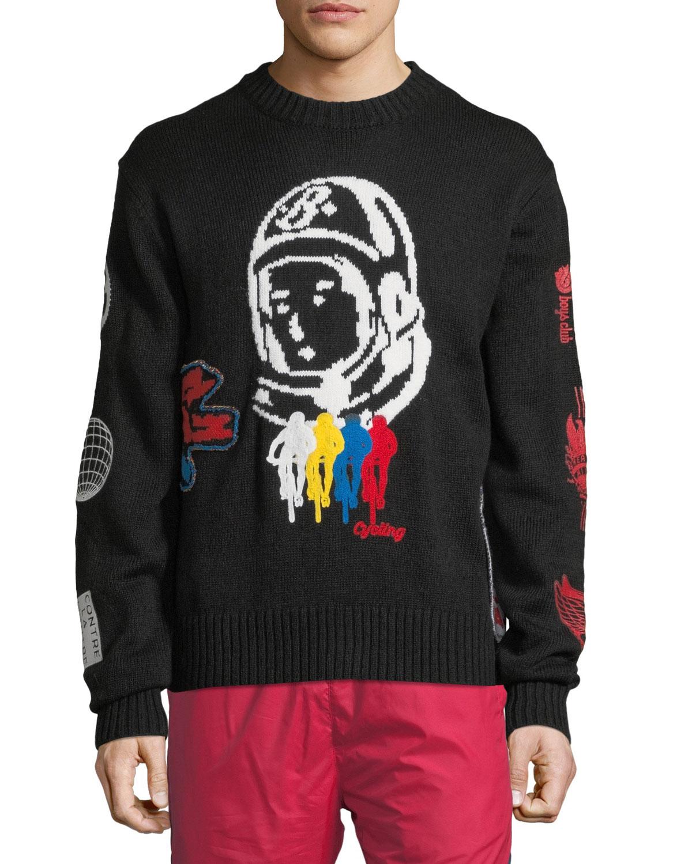 14b84e5009fd Billionaire Boys Club Men s Odysee Sweater