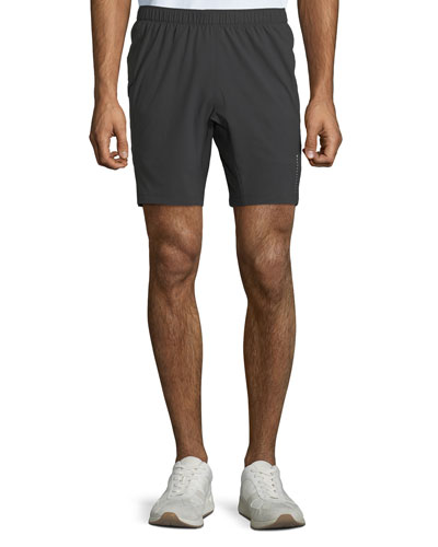 Men's Montreal Action Stretch Training Shorts  Black