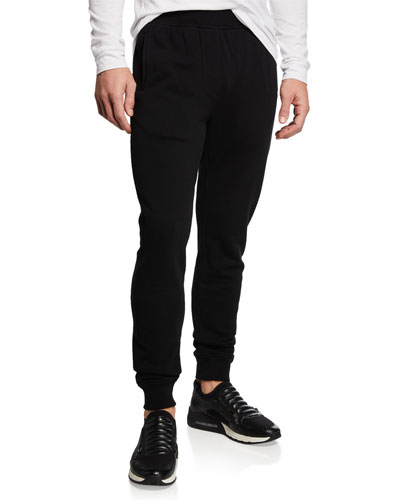 Men's French Terry Cloth Sweatpants