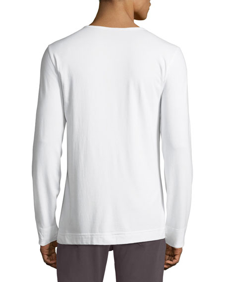 PAIGE Men's Garrett Henley Shirt