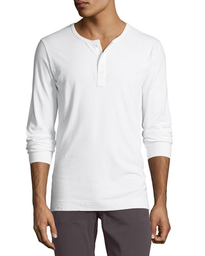 Men's Garrett Henley Shirt