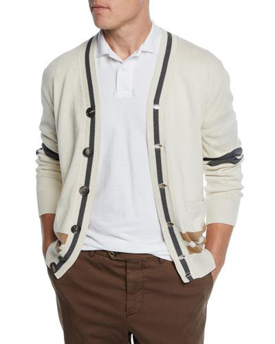 Men's Varsity Cardigan